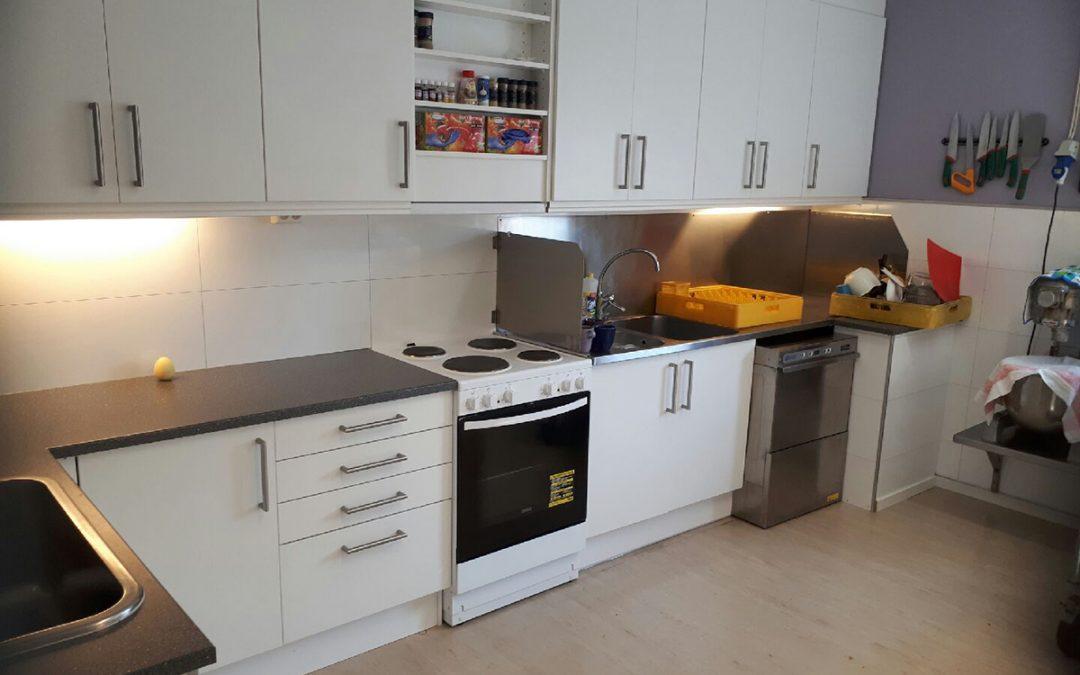 Bilde av et kjøkken